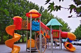 وسایل بازی در پارک های ایلام غیر استاندارد است
