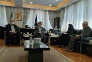 پیگیری مطالبات اهالی فرهنگ و رسانه ایلام در دیدار با وزیر ارشاد