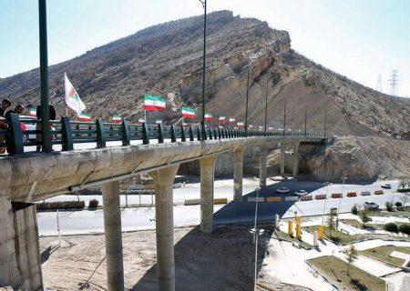 تقاطع غیرهمسطح ارغوان ایلام امسال زیر بار ترافیک میرود